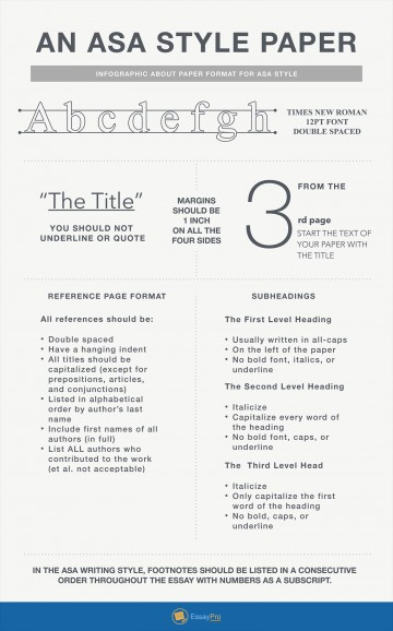017 Research Paper Apa Style Guide For Writing Papers Best 360