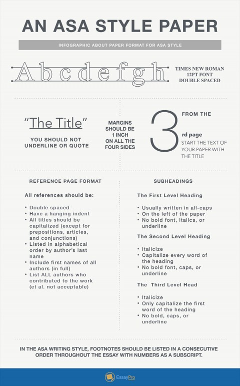 017 Research Paper Apa Style Guide For Writing Papers Best 480