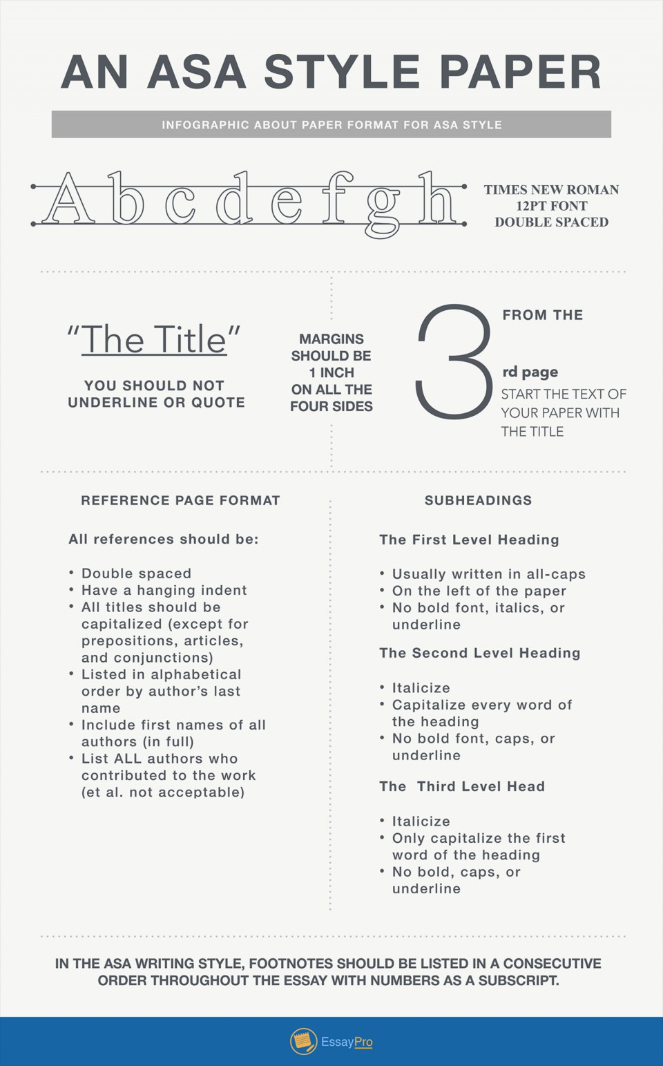 017 Research Paper Apa Style Guide For Writing Papers Best 960