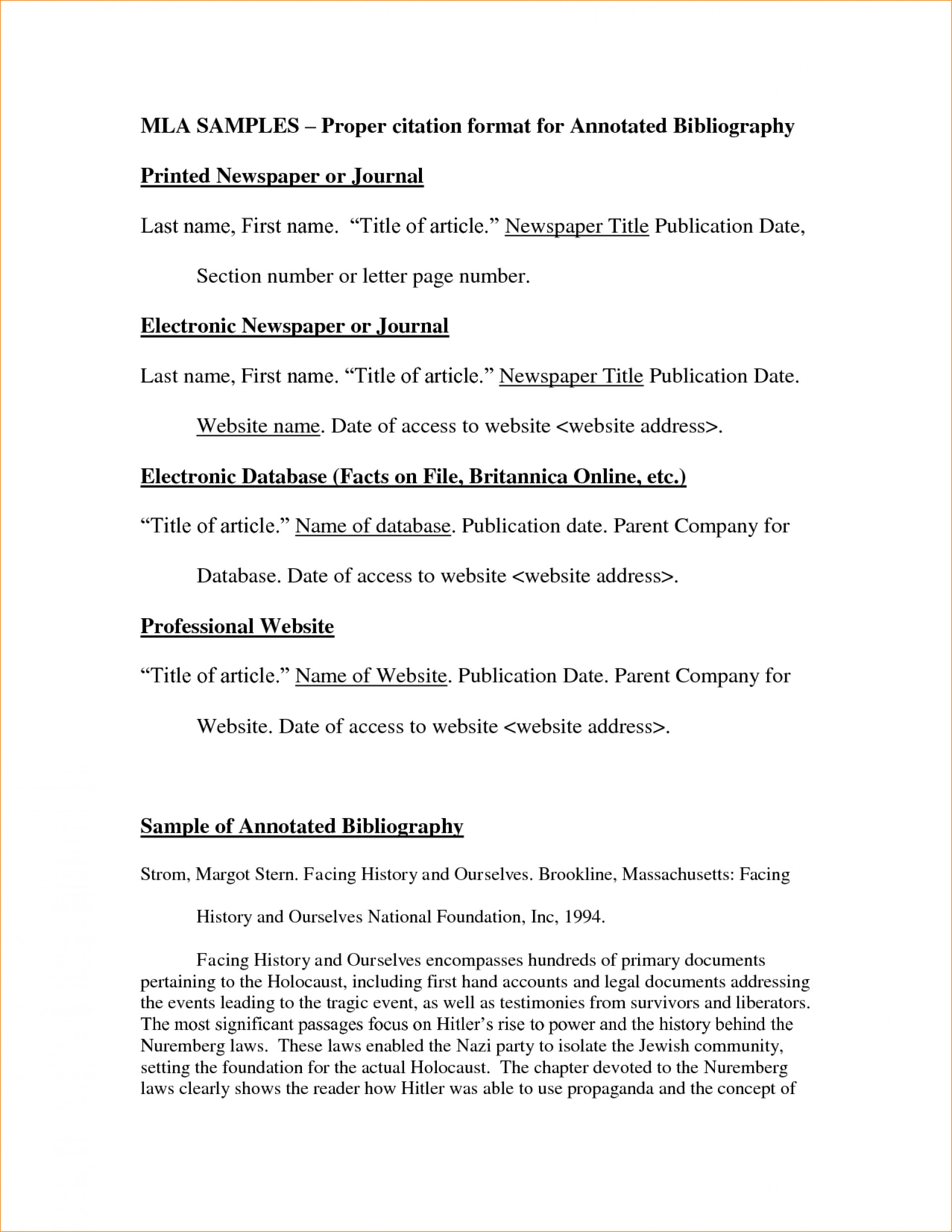 017 Research Paper Bunch Ideas Of Essay Bibliography Examplert Historynnotated Fantastic Sample For How To Cite In Outstanding A Website Parenthetically Citation From Do I Mla 1920
