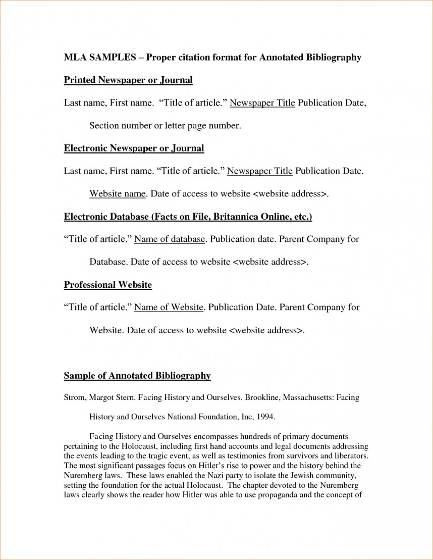 017 Research Paper Bunch Ideas Of Essay Bibliography Examplert Historynnotated Fantastic Sample For How To Cite In Outstanding A Website Your Apa