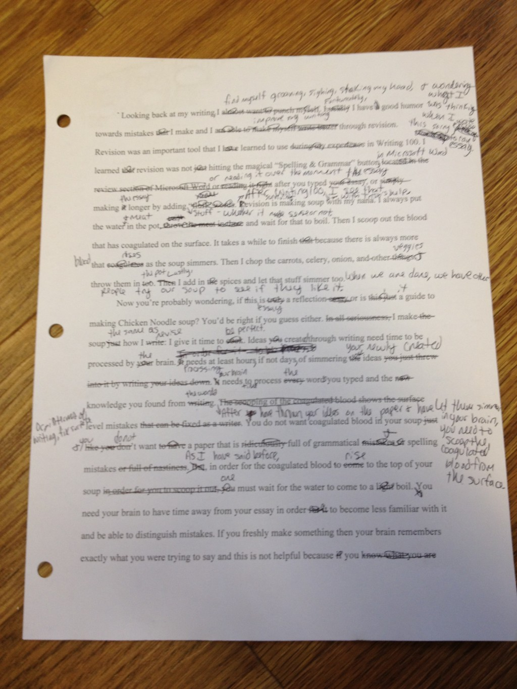 017 Research Paper How Can You Make Longer Photo Archaicawful A To Get Large