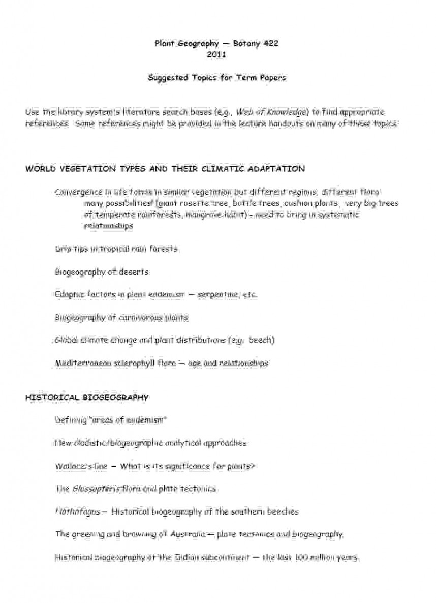 017 Research Paper Interesting Subjects To Do On Term Topic Stirring A Topics Write Essay