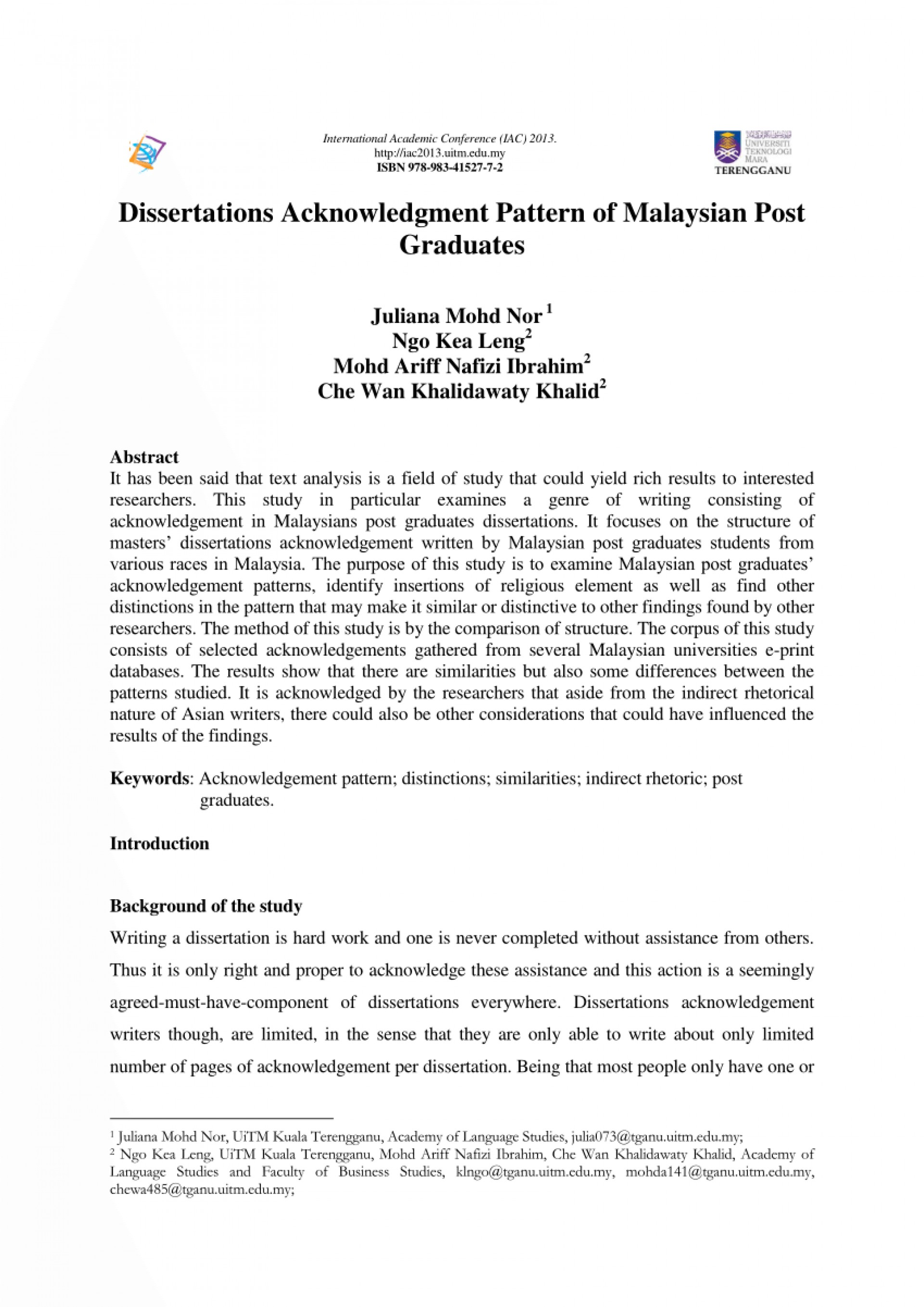 017 Research Paper Largepreview Acknowledgement Example Rare For Pdf 1920