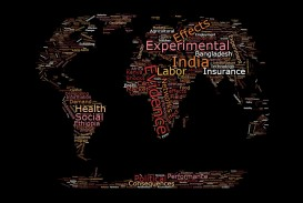 017 Research Paper Political Economy Topics Neudc Wordcloud Awesome International Global