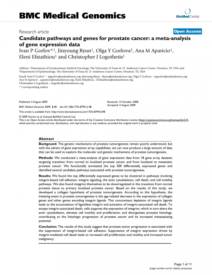 017 Research Paper Prostate Cancer Rare Topics 728