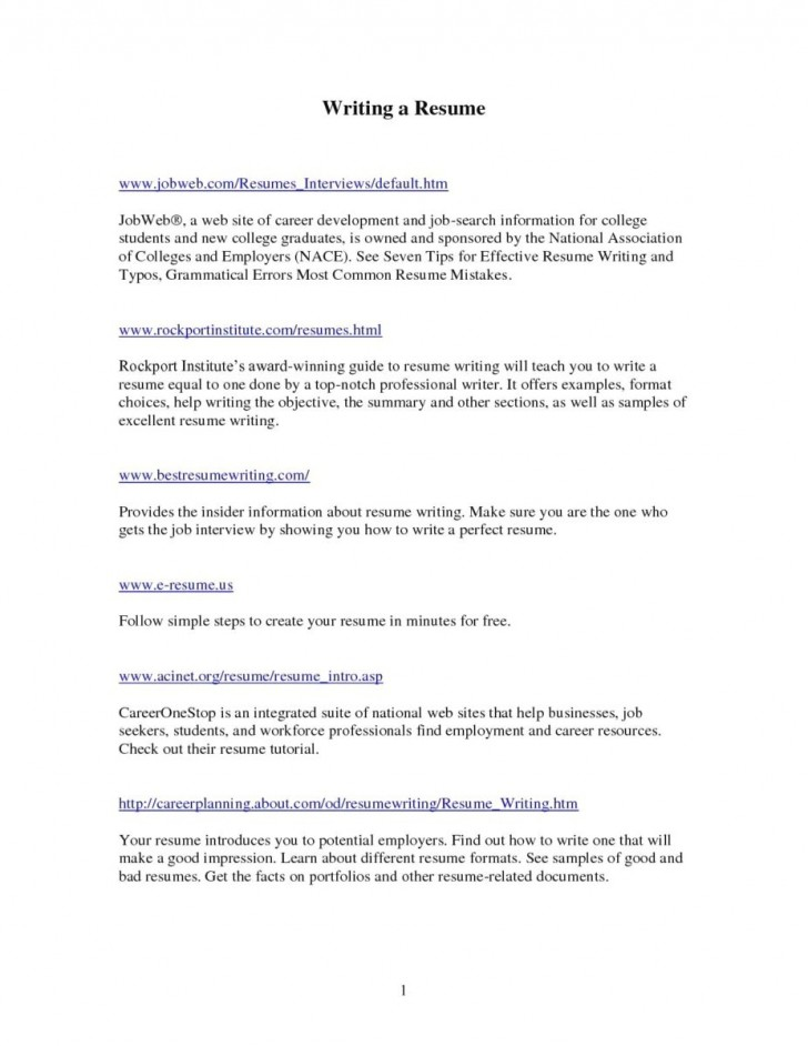 017 Resume Writing Service Reviews Format Best Writers