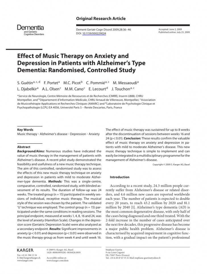 018 Apa Research Paper On Anxiety Breathtaking 728