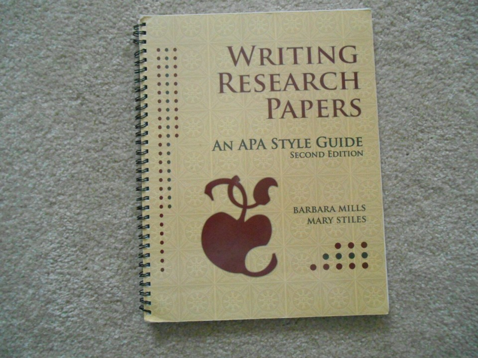 018 Apa Style Guide For Writing Researchs S L1600 Best Research Papers 960