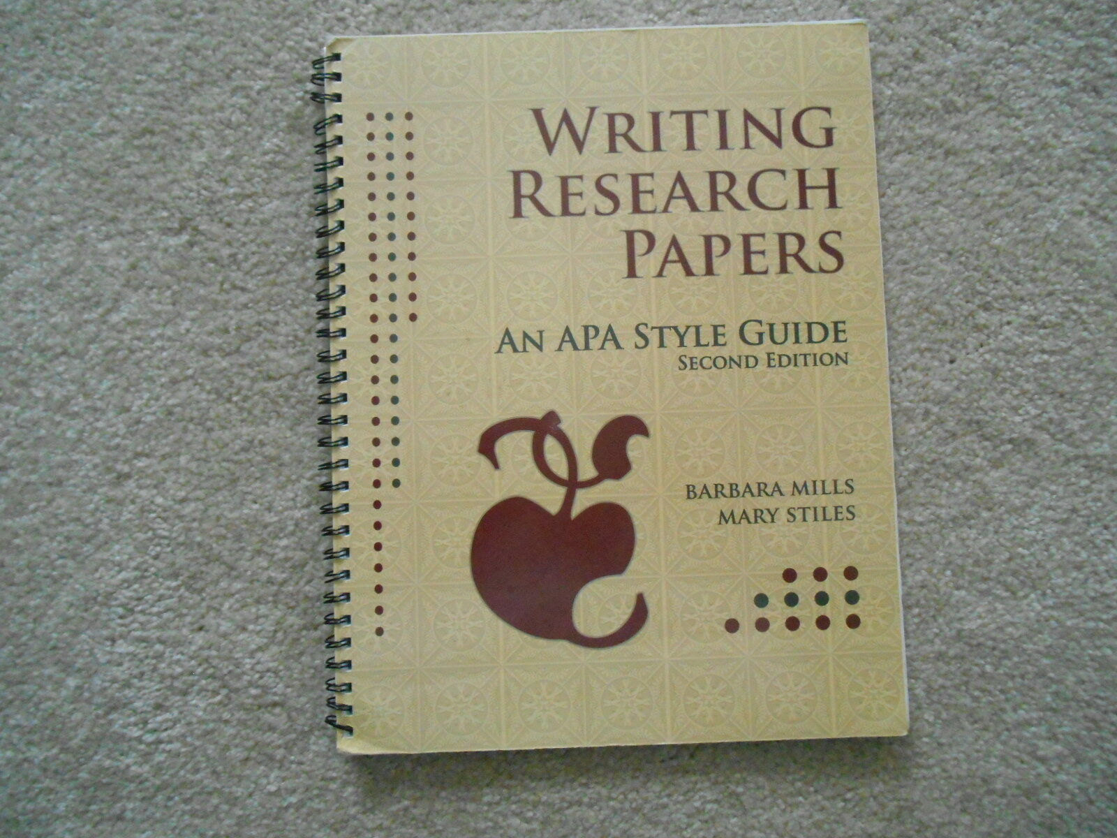 018 Apa Style Guide For Writing Researchs S L1600 Best Research Papers Full