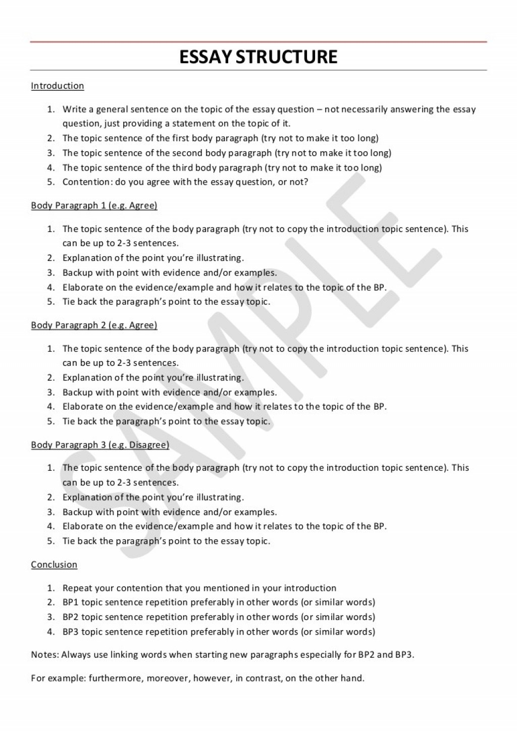 018 College English Research Paper Example Essaystructure Phpapp02 Thumbnail Unusual Large