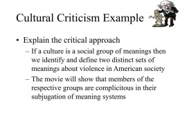 018 Cultural Criticism Example7 L Research Paper Psychology Surprising Papers For Topic Examples Online