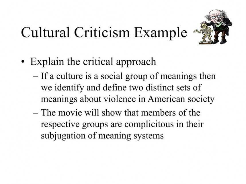 018 Cultural Criticism Example7 L Research Paper Psychology Surprising Papers Psych Topics For Child In