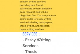 018 Customized Research Paper Affordable Custom Essay Writing Awesome