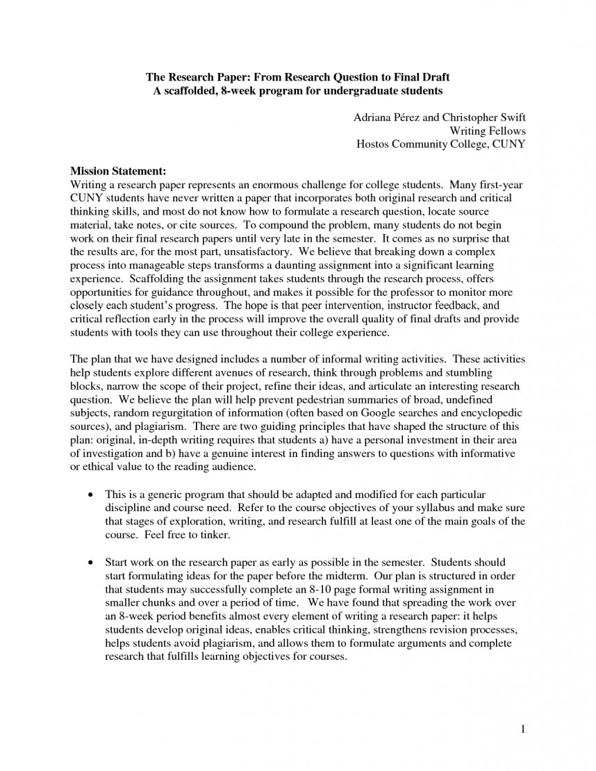 018 Final Draft Research Paper Example 477535 Questions About Unique Papers To Ask Test