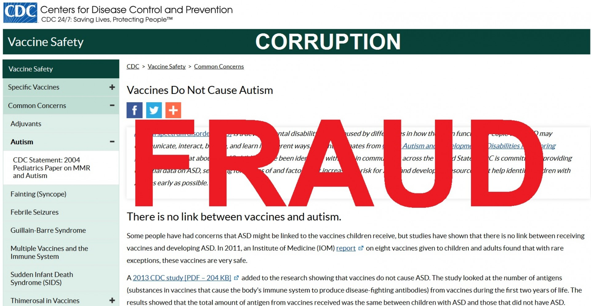 018 Fraud Corruption Research Paper Marvelous Vaccine Topics Example 1920