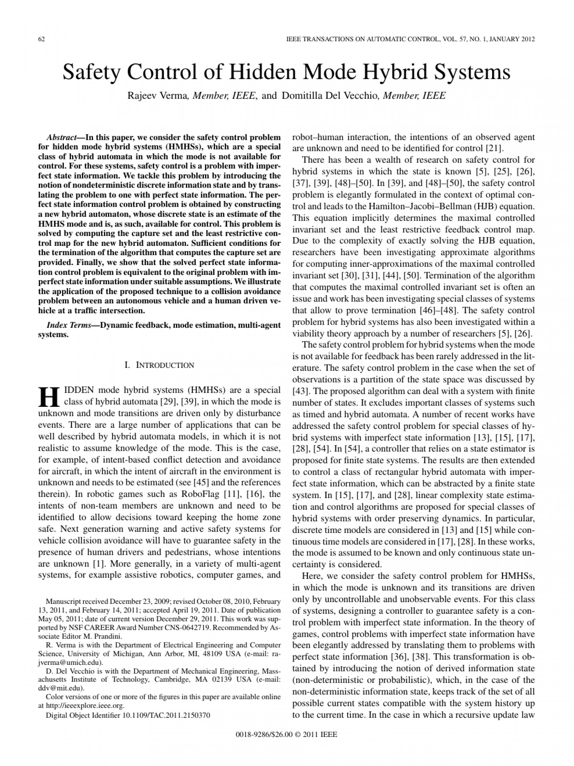 018 Ieee Researchs In Computer Science Pdf Phenomenal Research Papers 1920