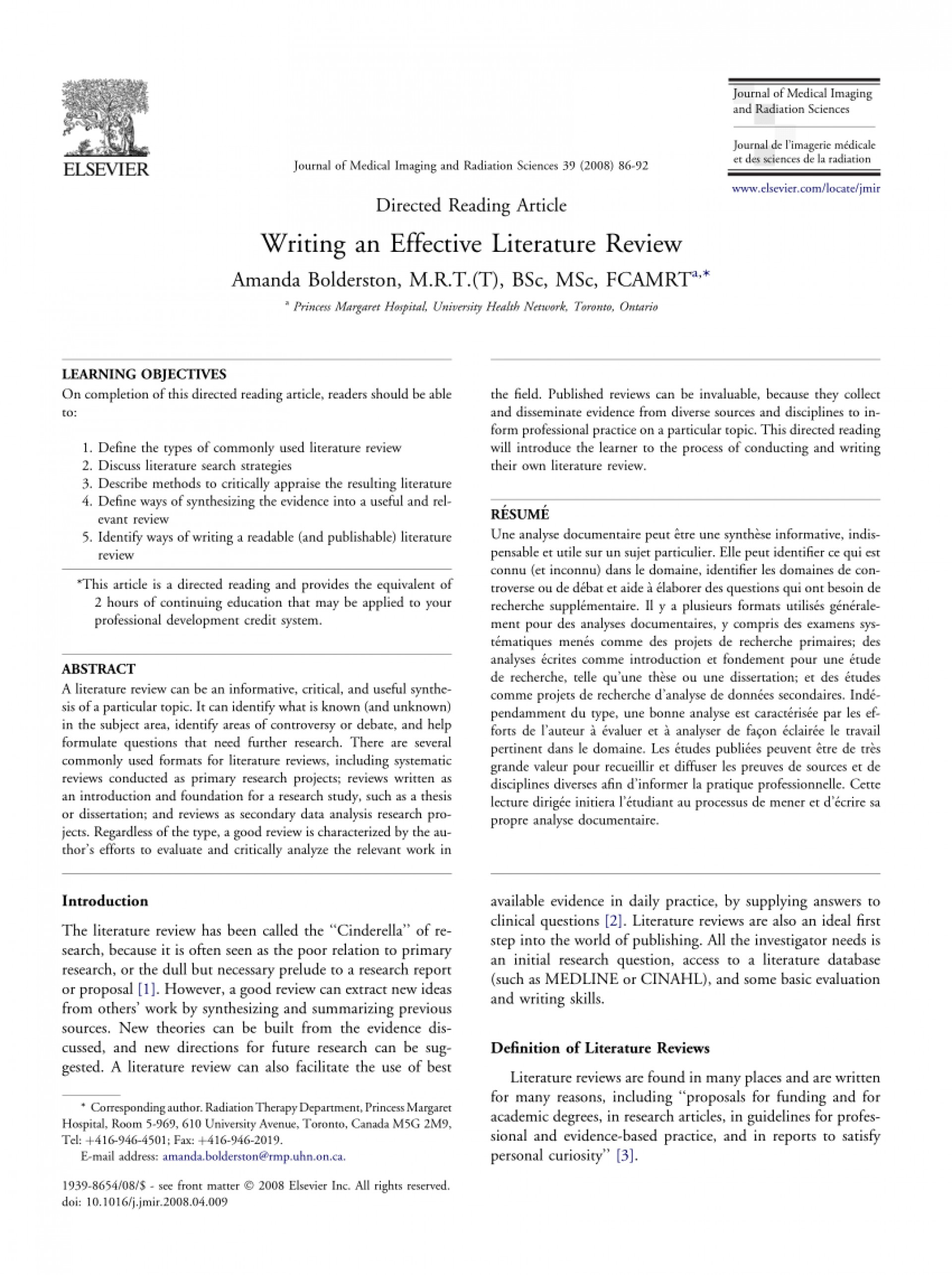 018 Including Literature Review In Research Paper Impressive Meaning Of How To Write Related Pdf 1920