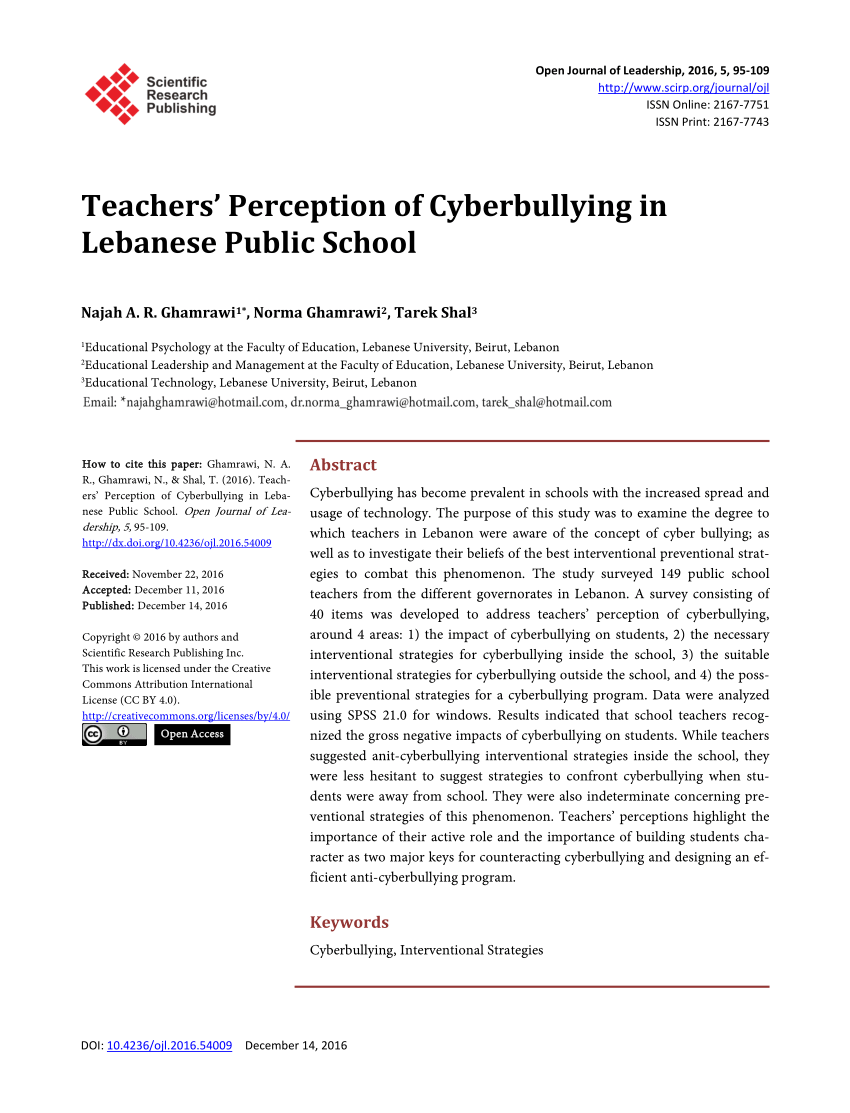 018 Largepreview Cyberbullying Research Paper Awesome Questions Full
