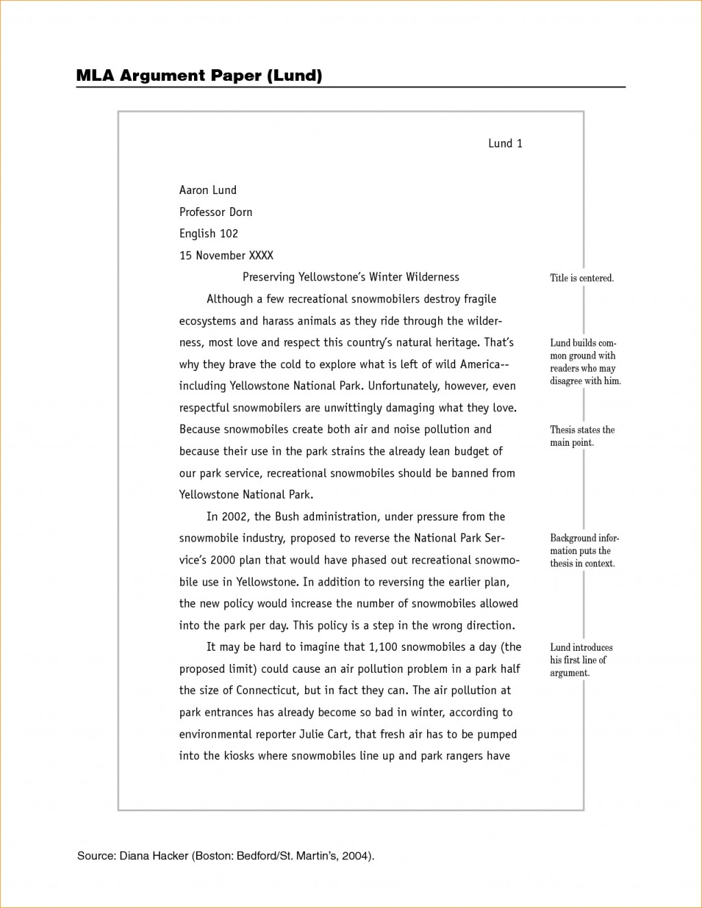 018 Liberty University Research Paper Outline Page Example Frightening Large