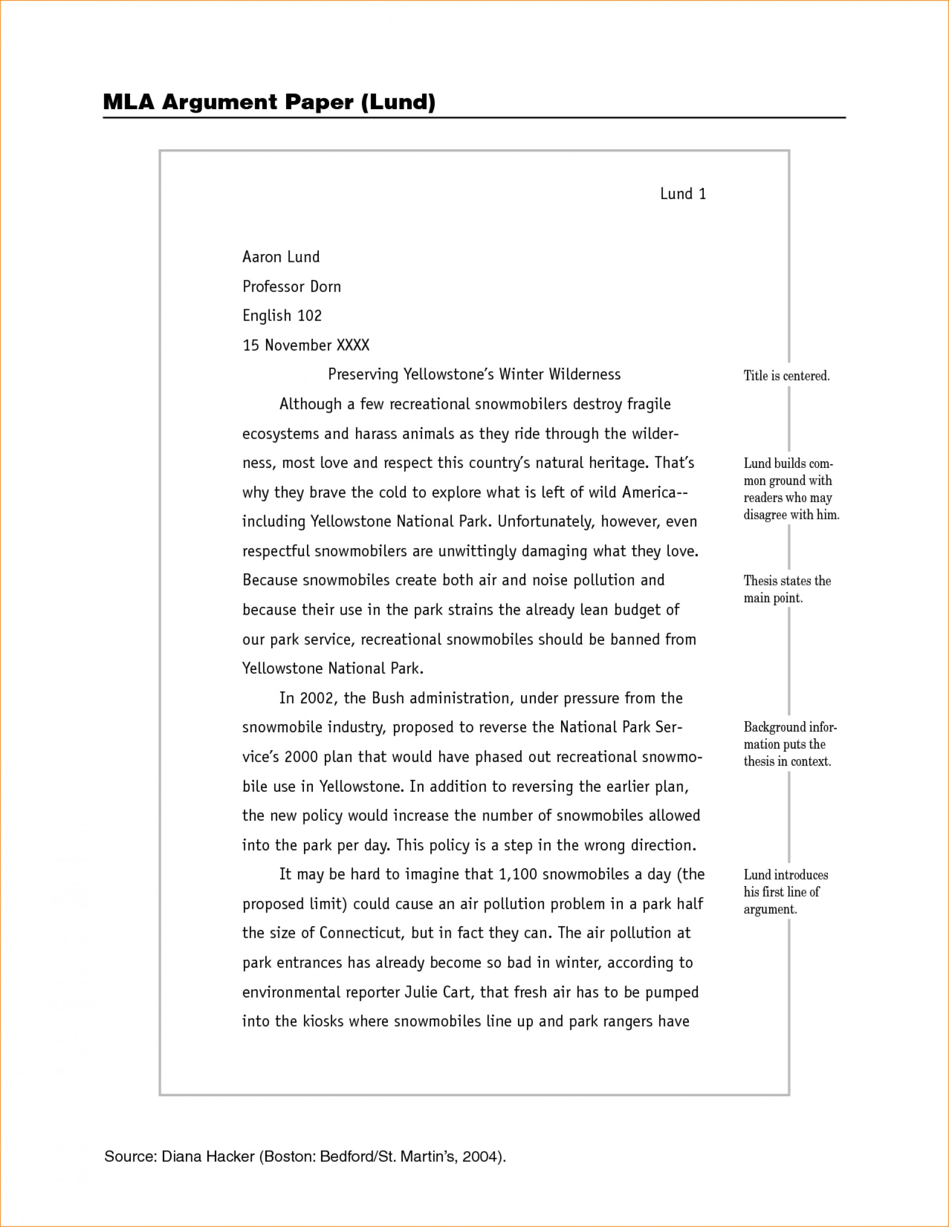 018 Liberty University Research Paper Outline Page Example Frightening 1920
