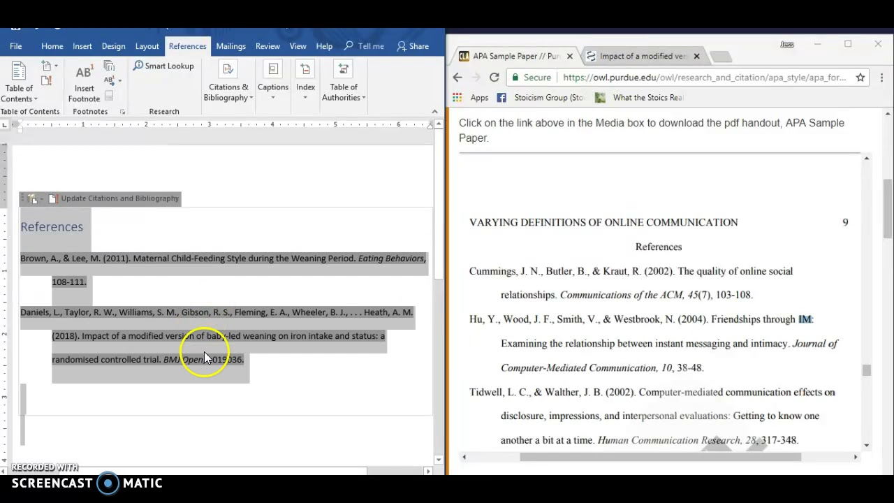 018 Maxresdefault Research Paper Apa Reference Wonderful Generator Citation Papers Full