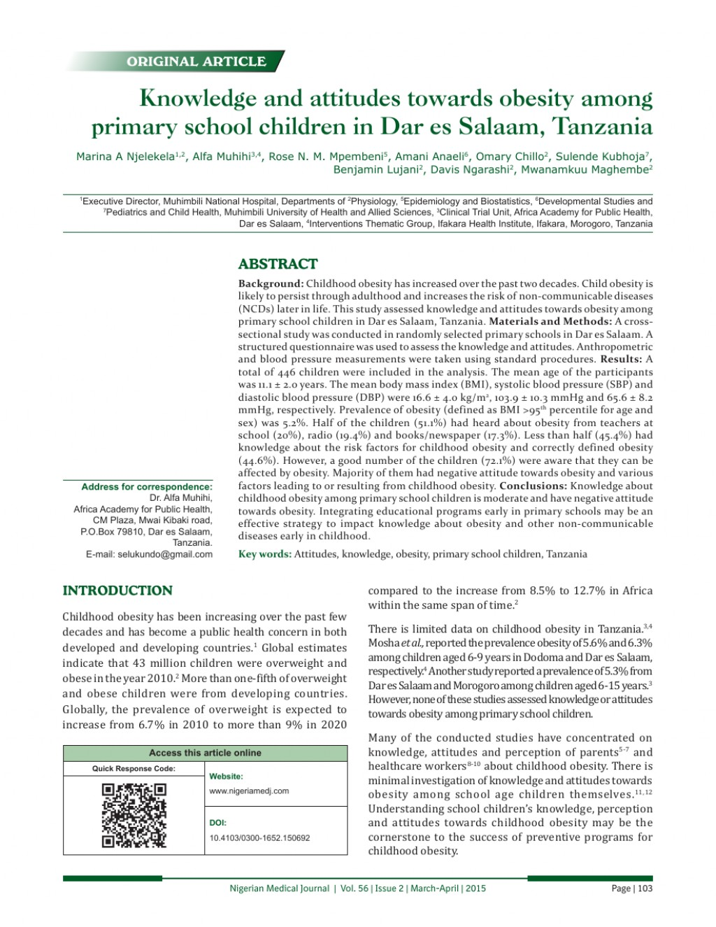 018 Research Paper Childhood Obesity Topics Awesome Articles Large