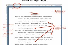 018 Research Paper Citing Mla Example Of Essay With Works Cited What Is Page Excelent Citation Help Impressive Cite A Style Citations For The Are Found Where Websites In