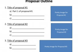 018 Research Paper Components Of Outline Proposal Imposing Main A