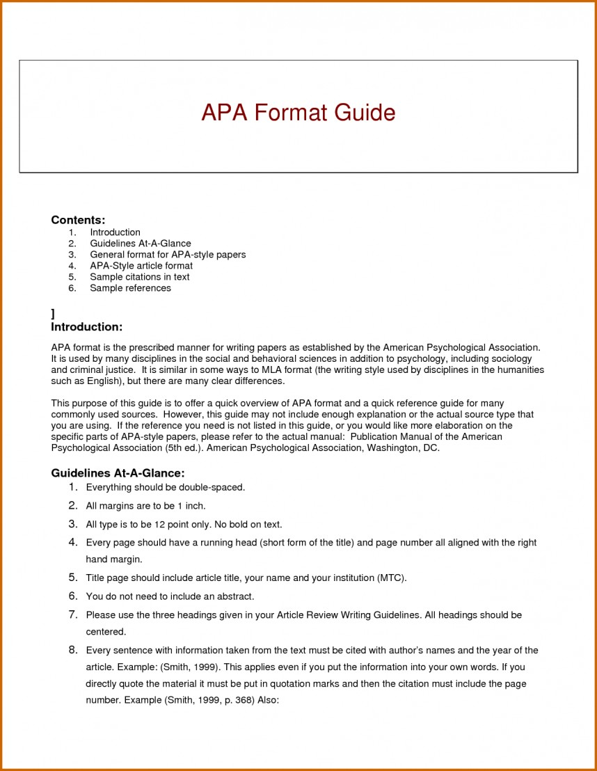 018 Research Paper Format Images In Apa Striking A Proper Example Of Mla