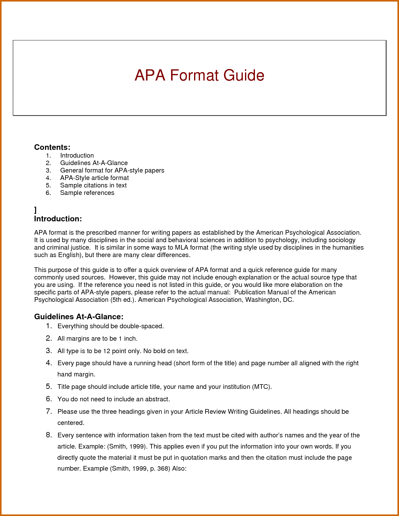 018 Research Paper Format Images In Apa Striking A The Imrad Writing Full