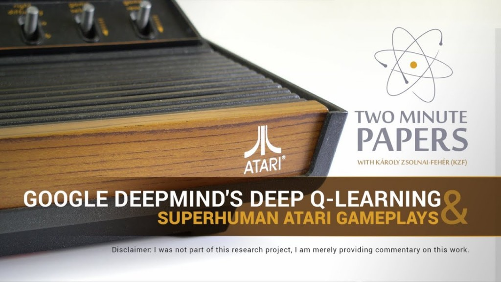 018 Research Paper Google Deepmind Papers Outstanding Large