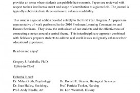018 Research Paper How To Publish As An Undergraduate Wagner College Forum For Vol No Marvelous A In India