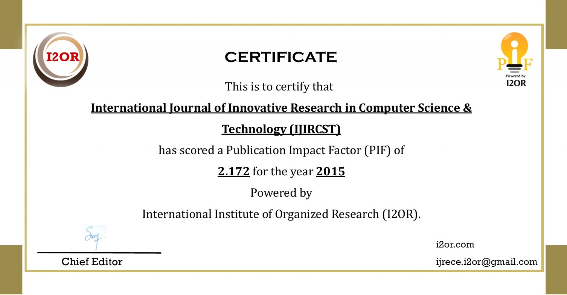 018 Research Paper Ijircst Impactfactor How To Publish In Computer Fearsome A Science 1920