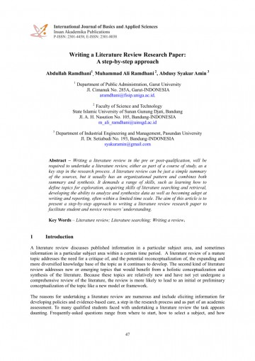 018 Research Paper Largepreview Parts Of Staggering Ppt 5 Chapter 1 A Qualitative 360