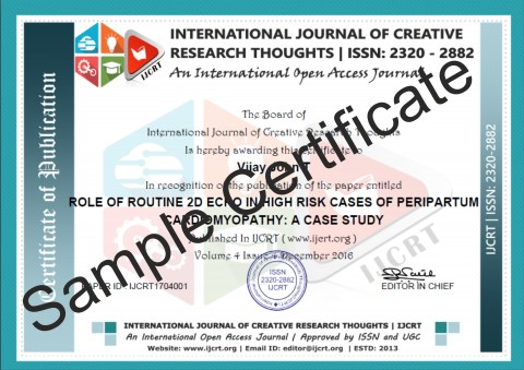 018 Research Paper Sample Certificate Best Journals To Publish Stunning Papers In Computer Science List Of 480
