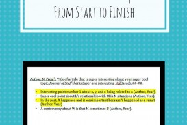 018 Research Paper Tips Awesome College For Students Writing A