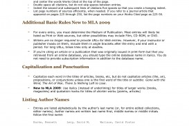 018 Research Paper Using Mla Style Includes Which Of The Following Formats Breathtaking A