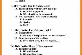 018 Sample Outlines For Researchs Awful Research Papers Free Example Writing 320