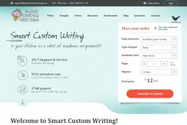 018 Smartcustomwriting Review Screen College Research Paper Magnificent Websites Academic