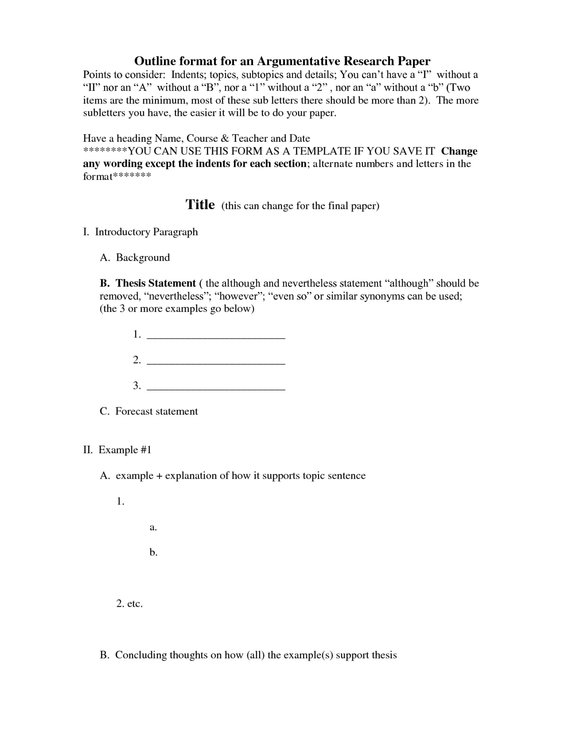 019 Apa Research Paper Outline Examples Format Template 474196 Dreaded Sample 1920