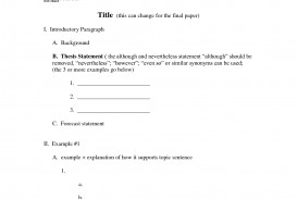 019 Apa Research Paper Outline Examples Format Template 474196 Dreaded Sample