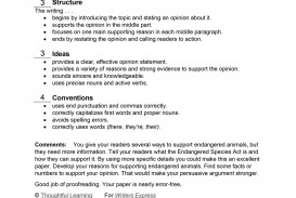 019 Endangered Rubric20copy Research Paper Persuasive Topics About Beautiful Animals 320