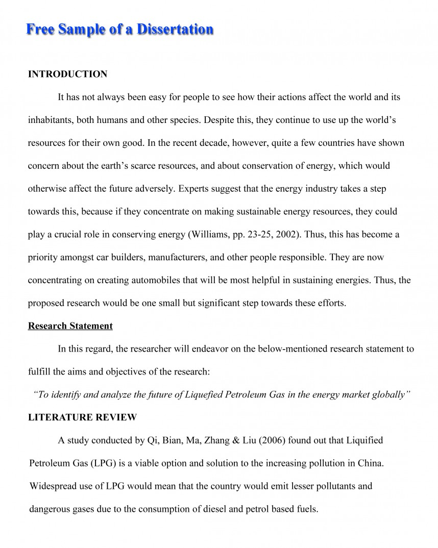 019 Free Thesis And Dissertation How To Write Acknowledgement In Research Paper Rare Examples