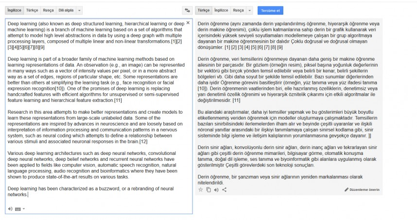 019 Googletranslate Emreciftcinet Google Translate Researchs Fascinating Research Papers