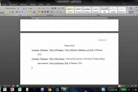 019 How To Work Cite Research Paper Mla Surprising A Use Citations In Write Format 8