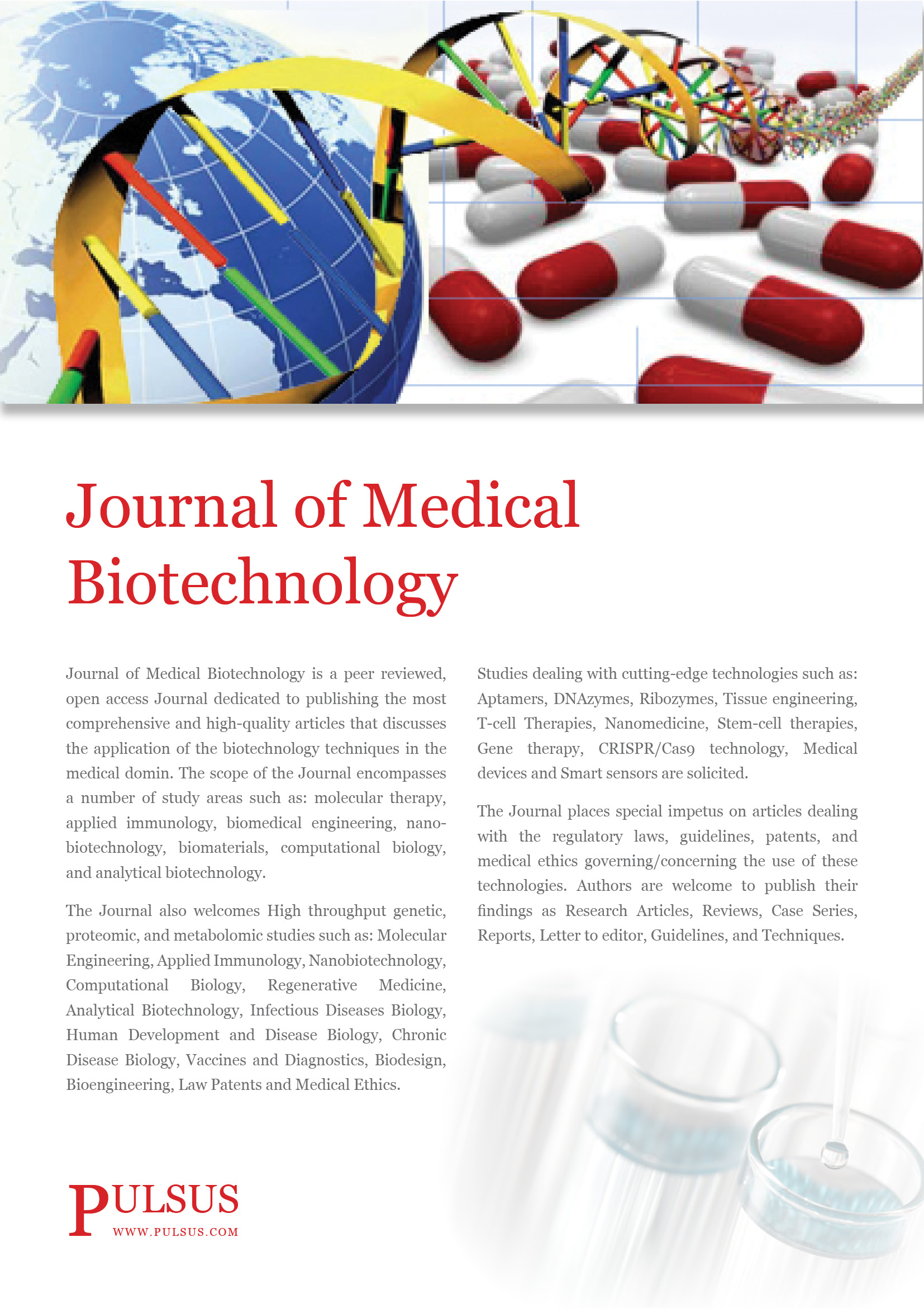 019 Journal Of Medical Biotechnology Flyer Research Paper Papers Pdf Free Impressive Download Full