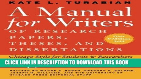 019 Manual For Writers Of Research Papers Theses And Dissertations Ebook Paper X1080 Unbelievable A 480