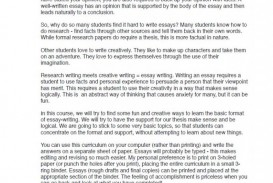 019 Ms Essay Excerpt 791x1024 Good Ideas For High School Research Fearsome Paper Papers Topic
