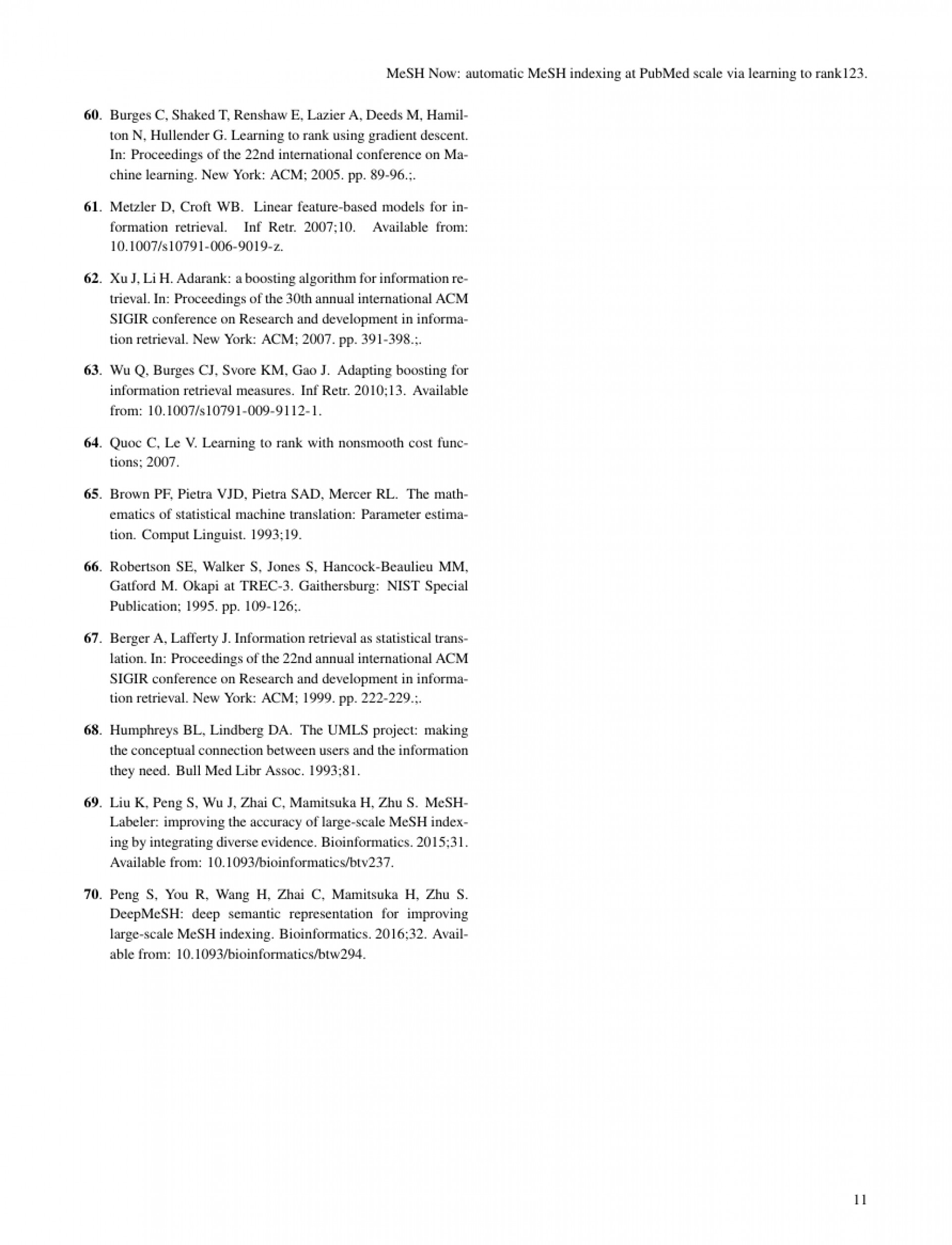 019 Output Research Paper On Singular Cancer Treatment Pdf 1920